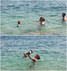paura dell'acqua, acquaticità neonatale