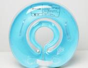 salvagente collo, acquaticità neonatale, bimbi in acqua